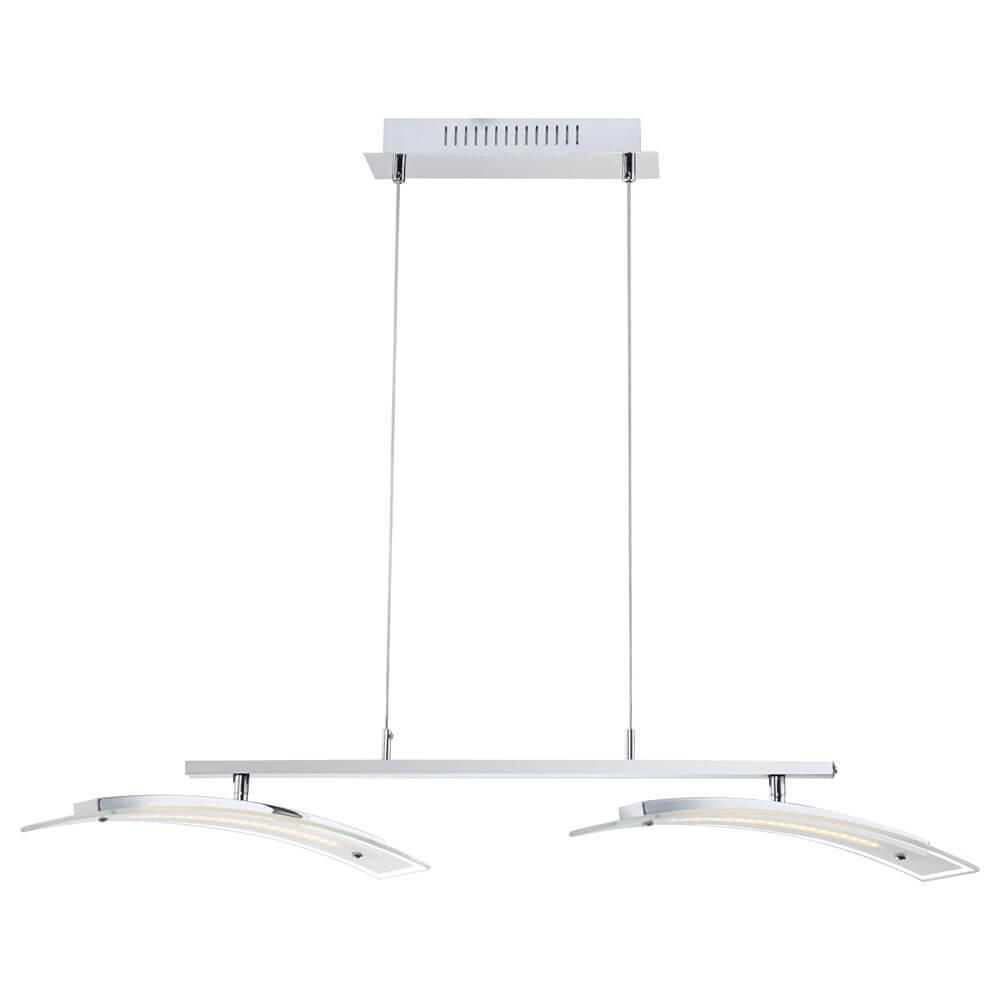 Подвесной светодиодный светильник Globo Valeria 68102-2H туника valeria lux