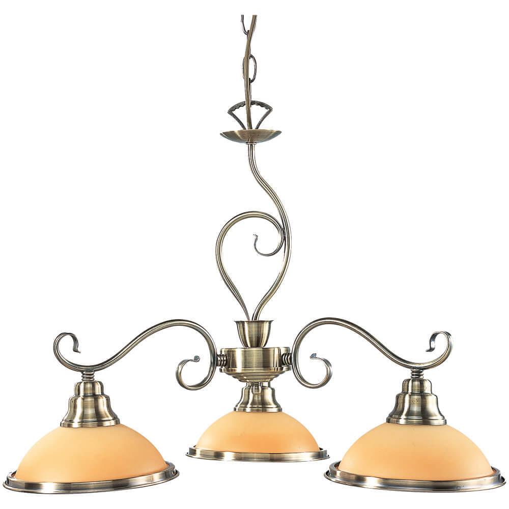 Люстра Globo 6905-3 Sassari подвесной светильник globo new 6905 3 бронза