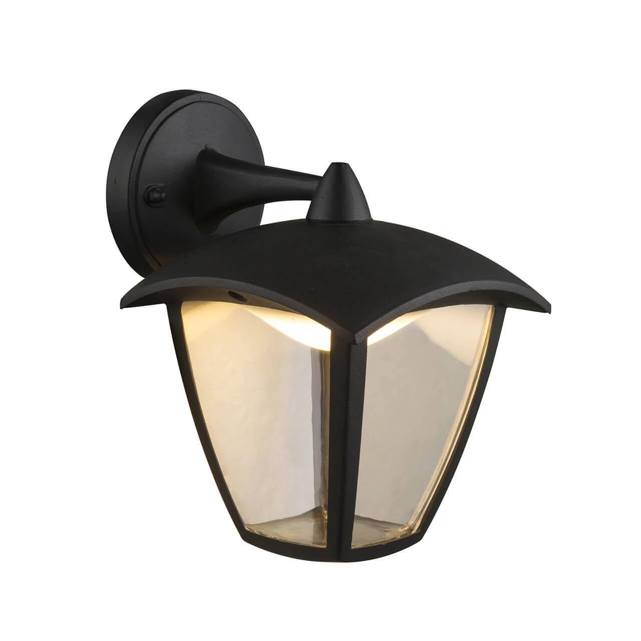Уличный настенный светодиодный светильник Globo Delio 31826 globo фонарный столб globo delio 31828