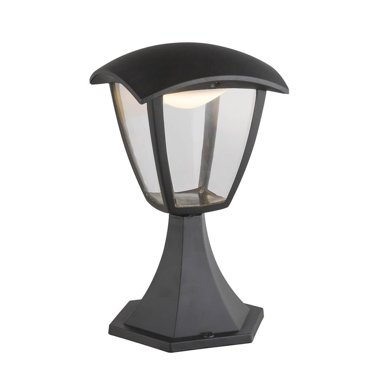 Уличный светодиодный светильник Globo Delio 31827 globo фонарный столб globo delio 31828