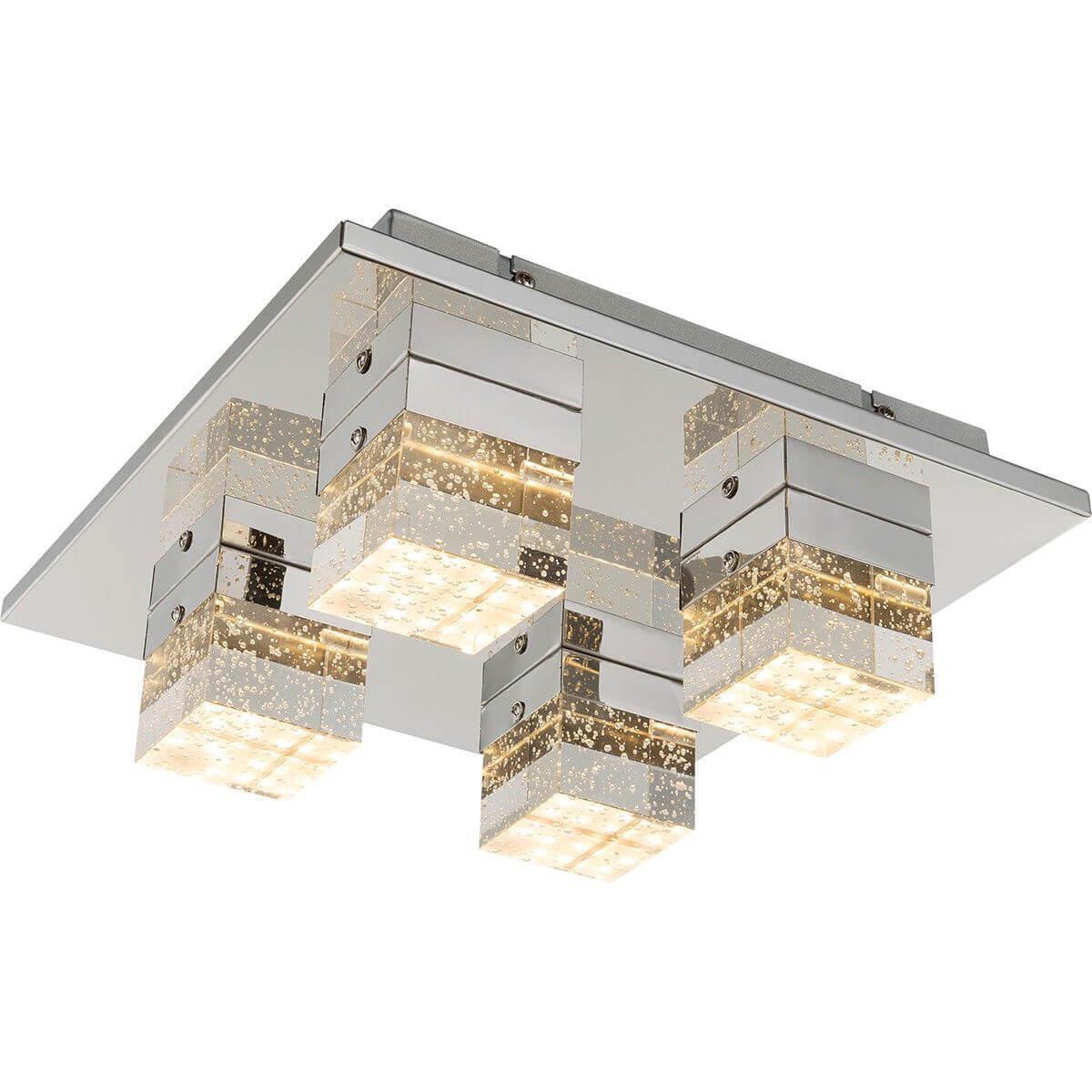 цены Потолочная светодиодная люстра Globo Macan 42505-4