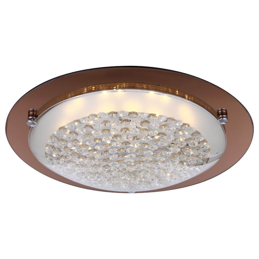 Потолочный светодиодный светильник Globo Tabasco 48264 потолочный светодиодный светильник globo tabasco 48264
