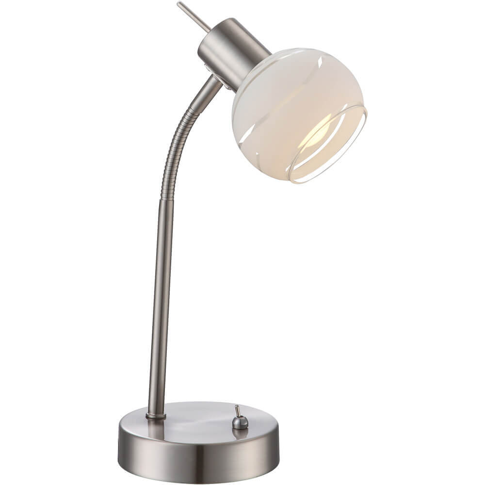 Настольная лампа Globo Elliott 54341-1T спот globo elliott 54341 1o