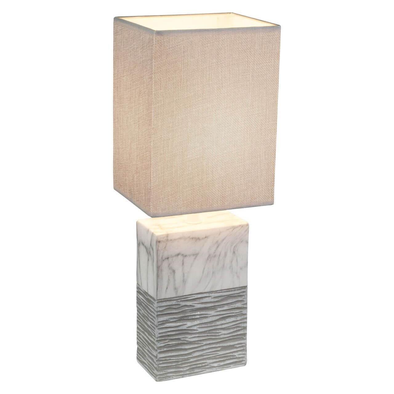 Настольная лампа Globo Jeremy 21643T1 настольная лампа декоративная globo jeremy 21643t