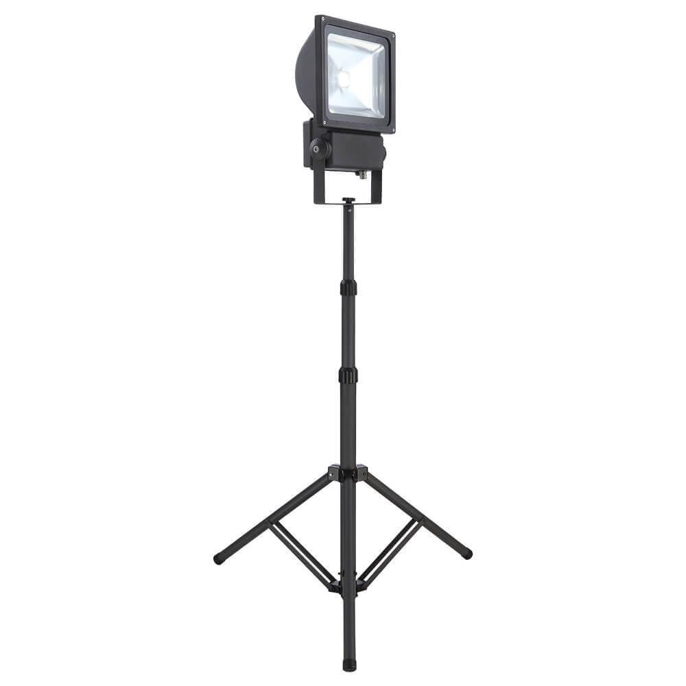 Прожектор светодиодный Globo Projecteur 34117AS цена и фото