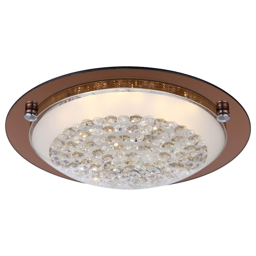 Потолочный светодиодный светильник Globo Tabasco 48263 потолочный светодиодный светильник globo tabasco 48264