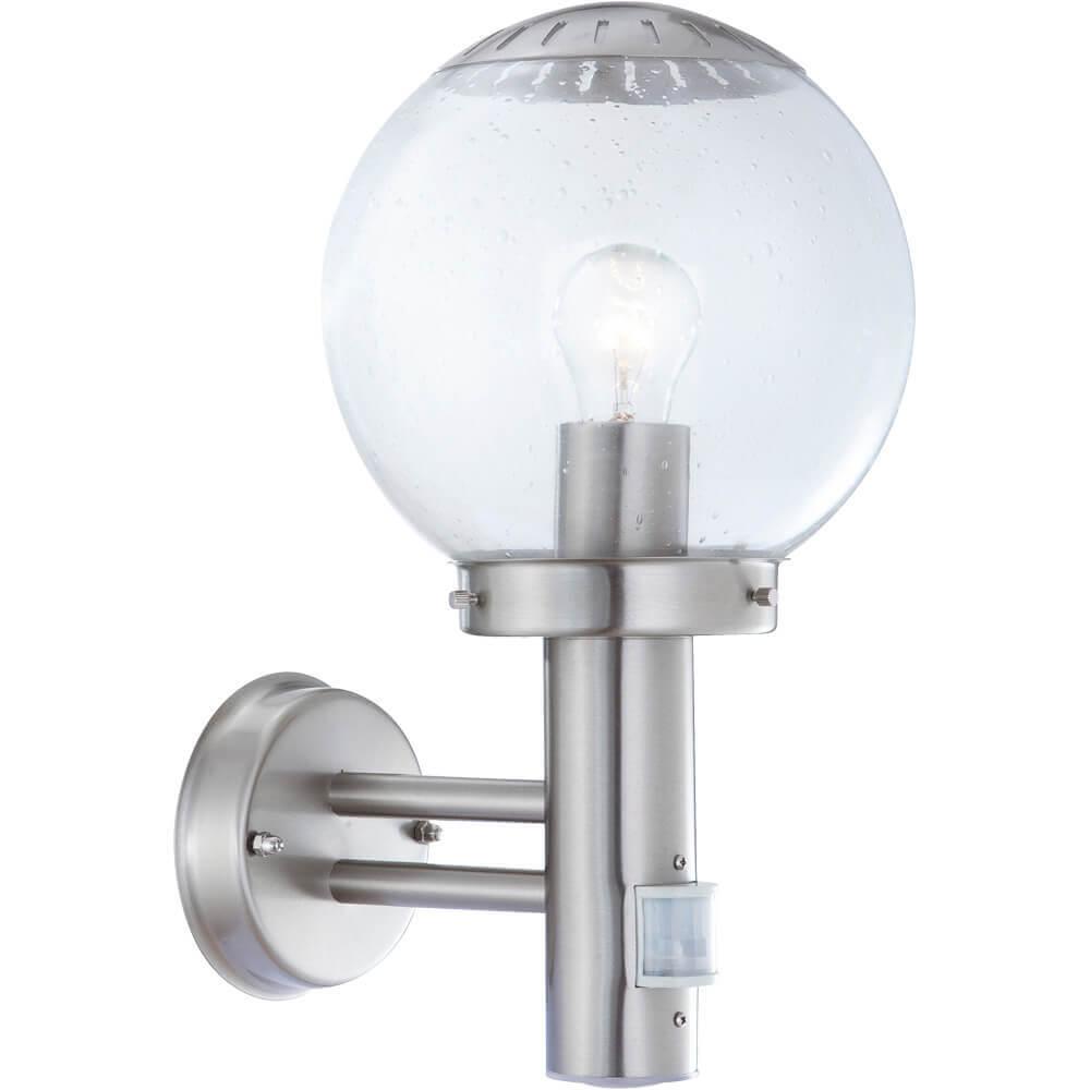 Уличный настенный светильник Globo Bowle II 3180S globo фонарь bowle ii 1xe27x60 вт 110 см qvhilta