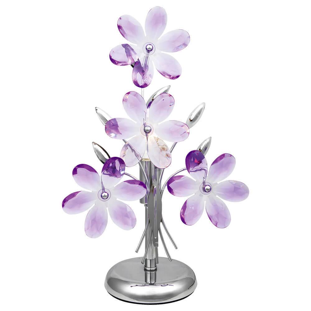 купить Настольная лампа Globo Purple 5146 дешево