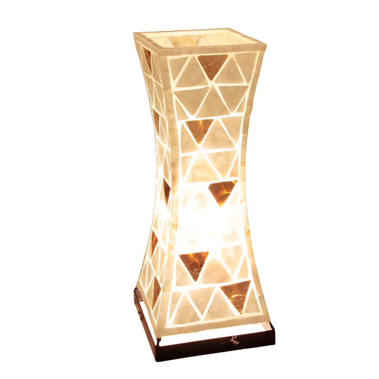 Настольная лампа Globo 25837T Bali настольная лампа globo lighting bali 25837t 40 вт