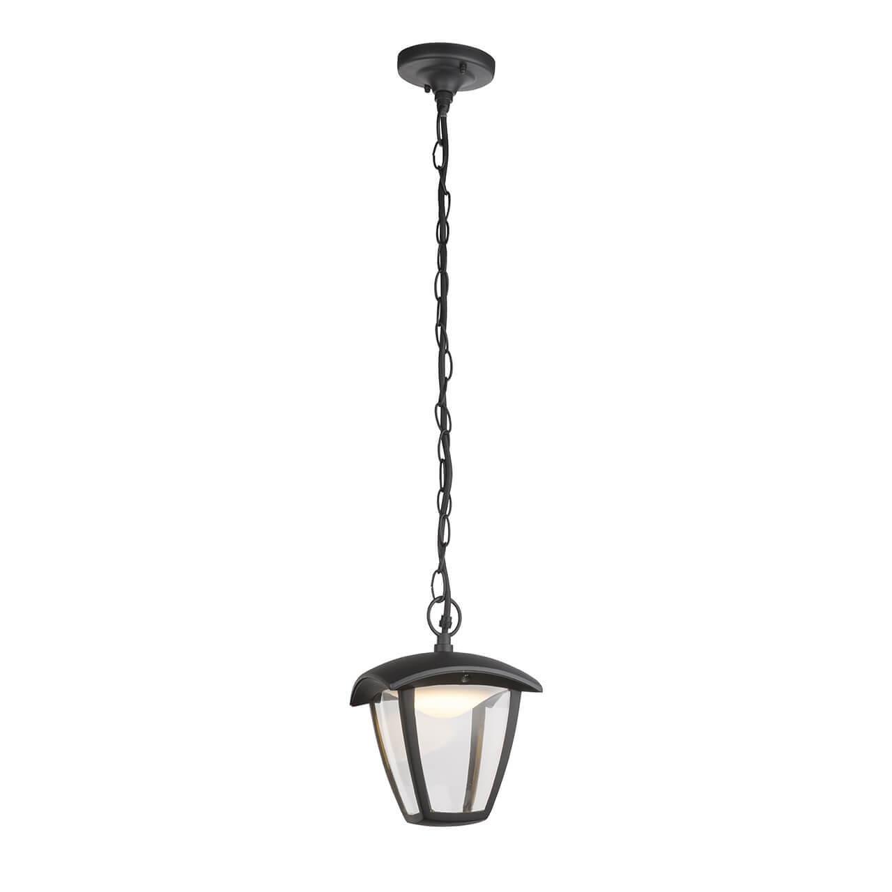 Уличный подвесной светодиодный светильник Globo Delio 31829 globo фонарный столб globo delio 31828