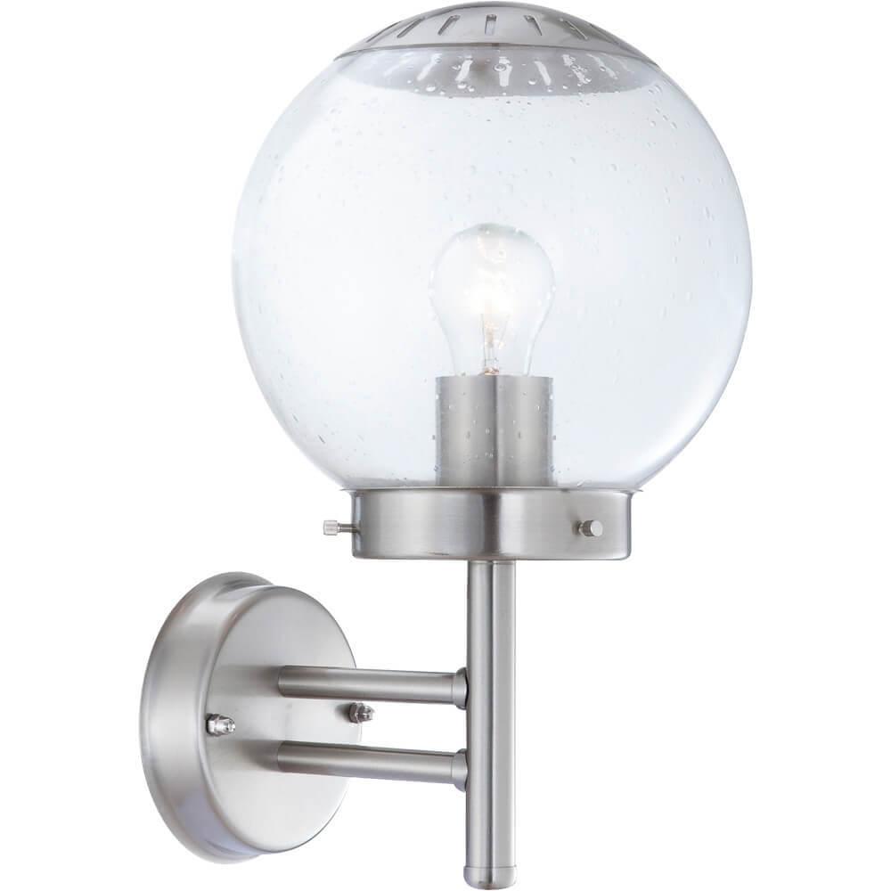 Уличный настенный светильник Globo Bowle II 3180 globo фонарь bowle ii 1xe27x60 вт 110 см qvhilta