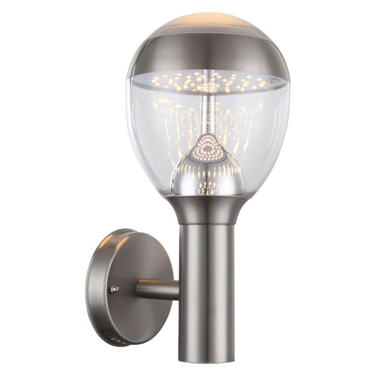 Уличный настенный светодиодный светильник Globo Callisto 34250