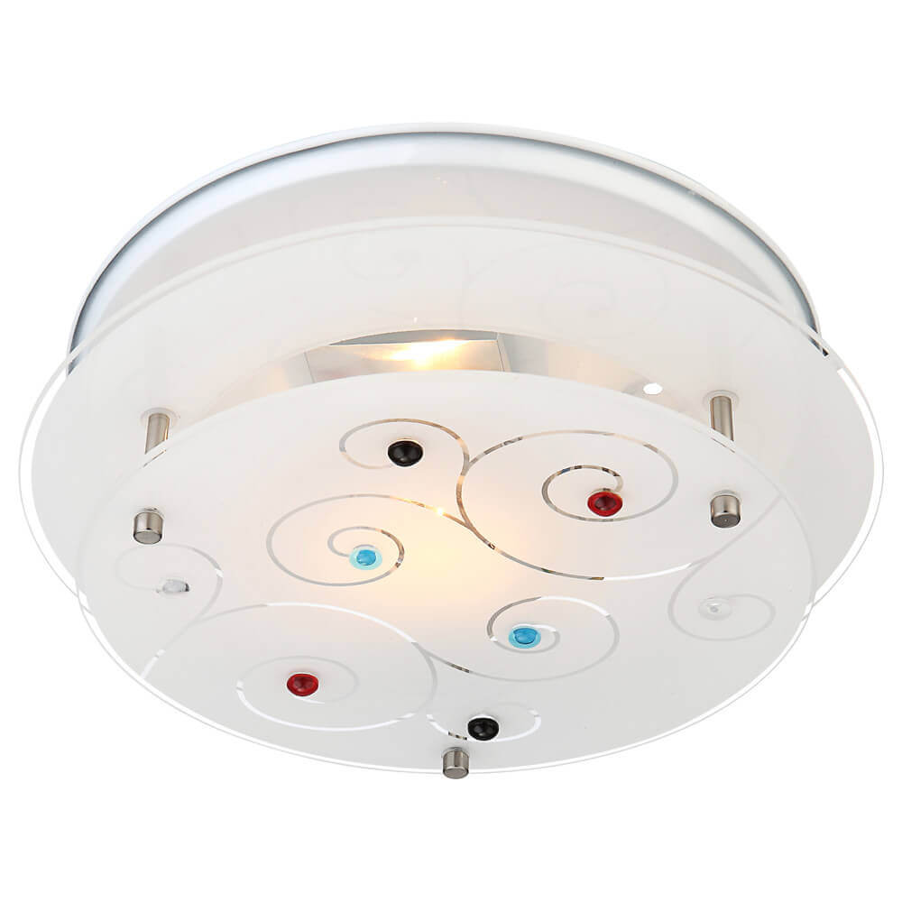 Потолочный светильник Globo Regius 48141-1 цена в Москве и Питере
