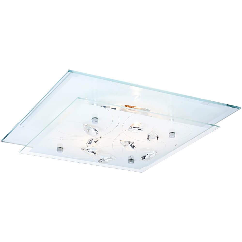 все цены на Потолочный светильник Globo Jasmina 40408-2 онлайн