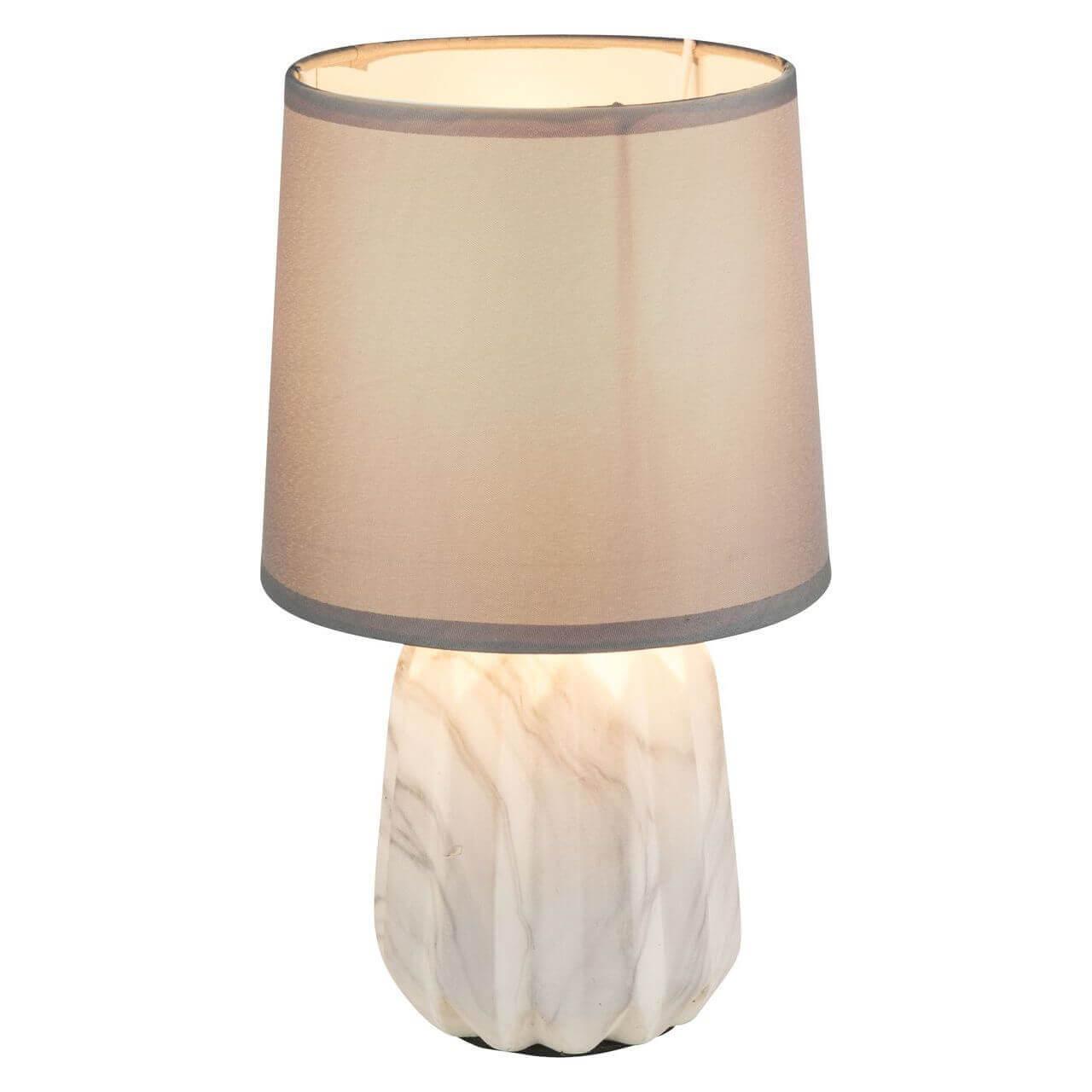 Настольная лампа Globo Jeremy 21640T настольная лампа декоративная globo jeremy 21643t