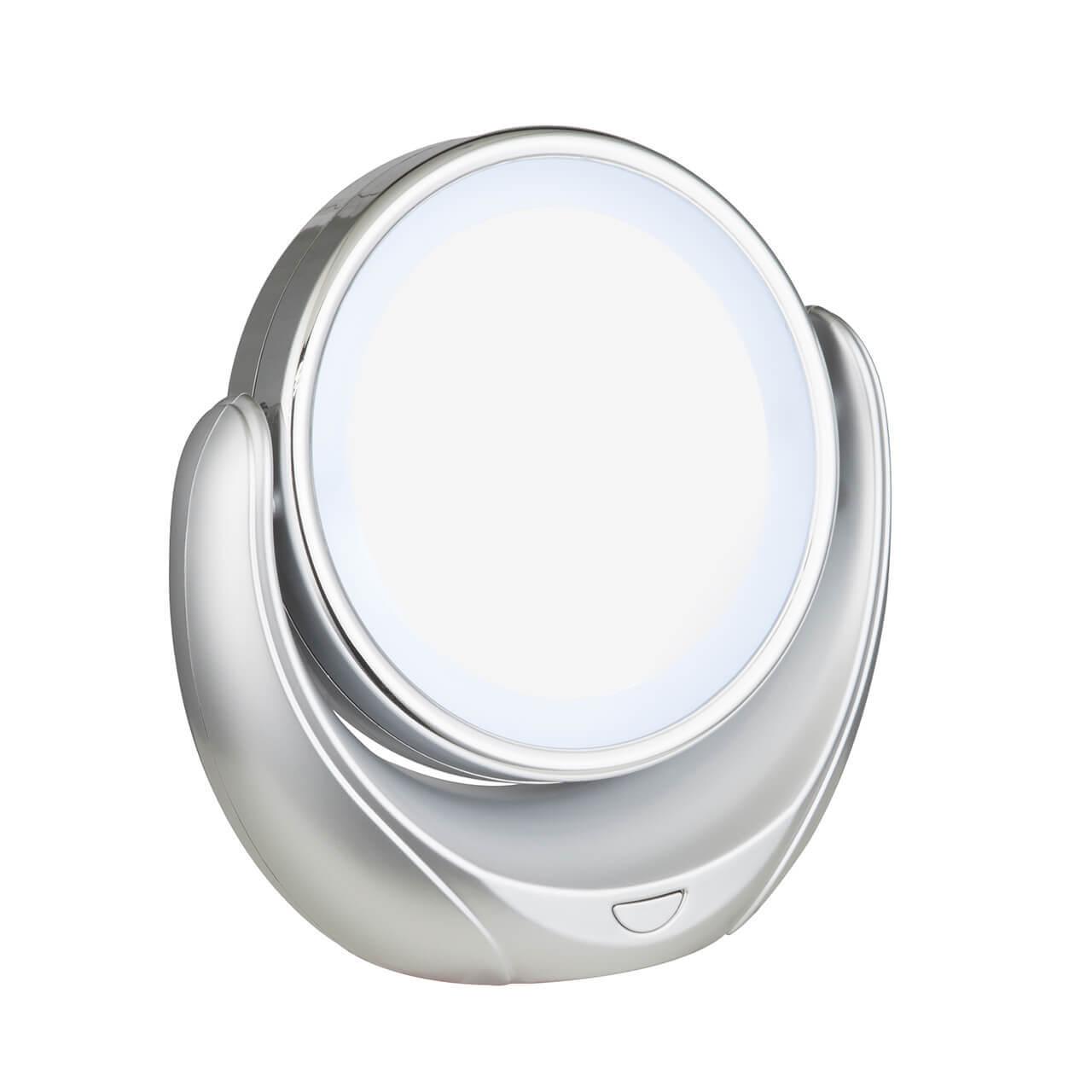 Зеркало с подсветкой Globo Towada 84026 фонтан декоративный с подсветкой globo albert 93022