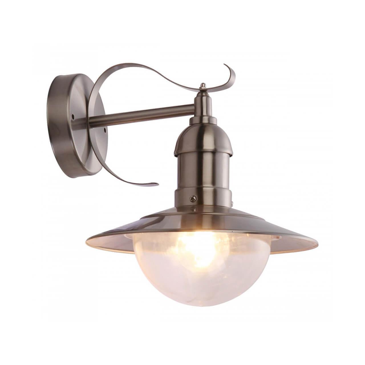 Уличный настенный светильник Globo Mixed 3270 настенный светильник бра коллекция amoena 56444 3 хром globo глобо