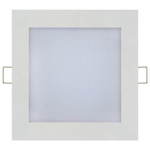 Встраиваемый светодиодный светильник Horoz Slim/SQ 15W 2700K 056-005-0015 встраиваемый светодиодный светильник horoz slim 15 15w 2700k 056 003 0015