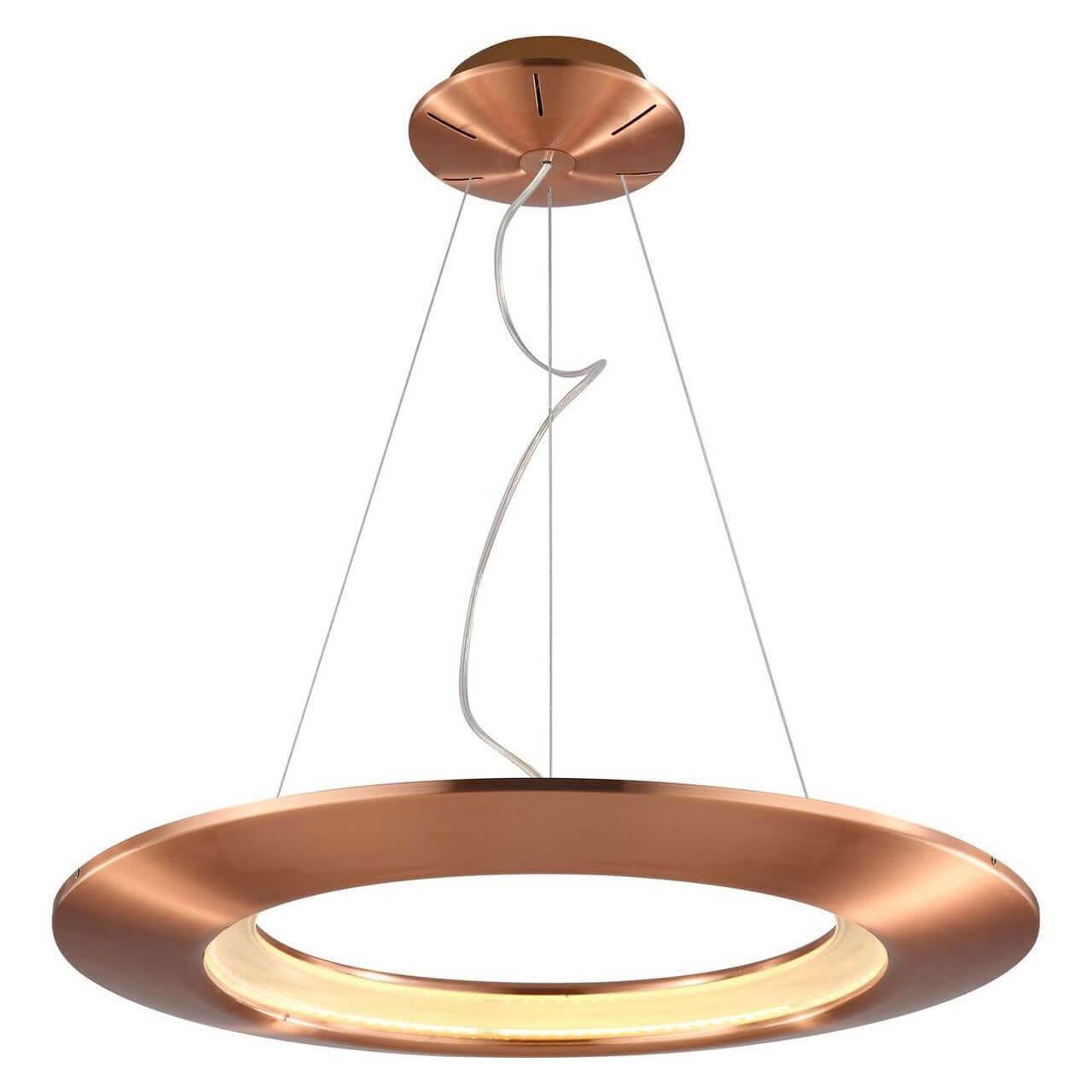купить Подвесной светодиодный светильник Horoz Concept-35 розовый 019-010-0035 по цене 10700 рублей