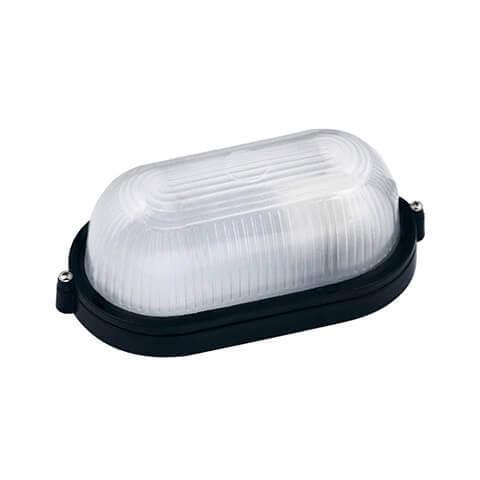 Пылевлагозащищенный светильник Horoz черный 070-001-0060 (HL900)