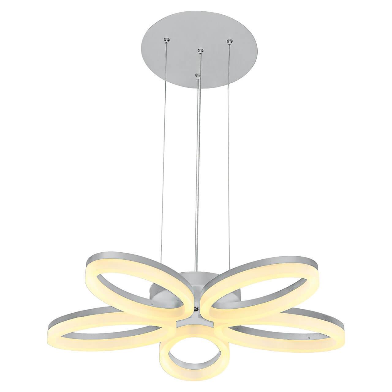 Подвесная светодиодная люстра Horoz белая 019-006-0040 подвесная светодиодная люстра horoz белая 019 006 0040