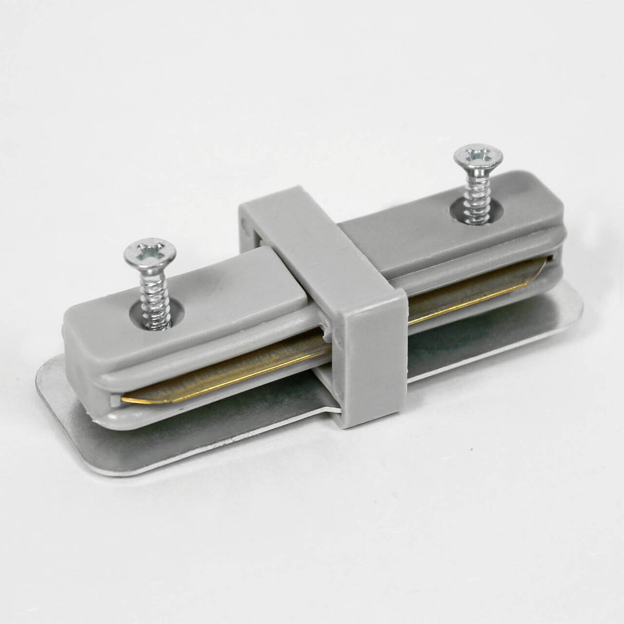Коннектор для шинопровода Horoz серебро 096-001-0001