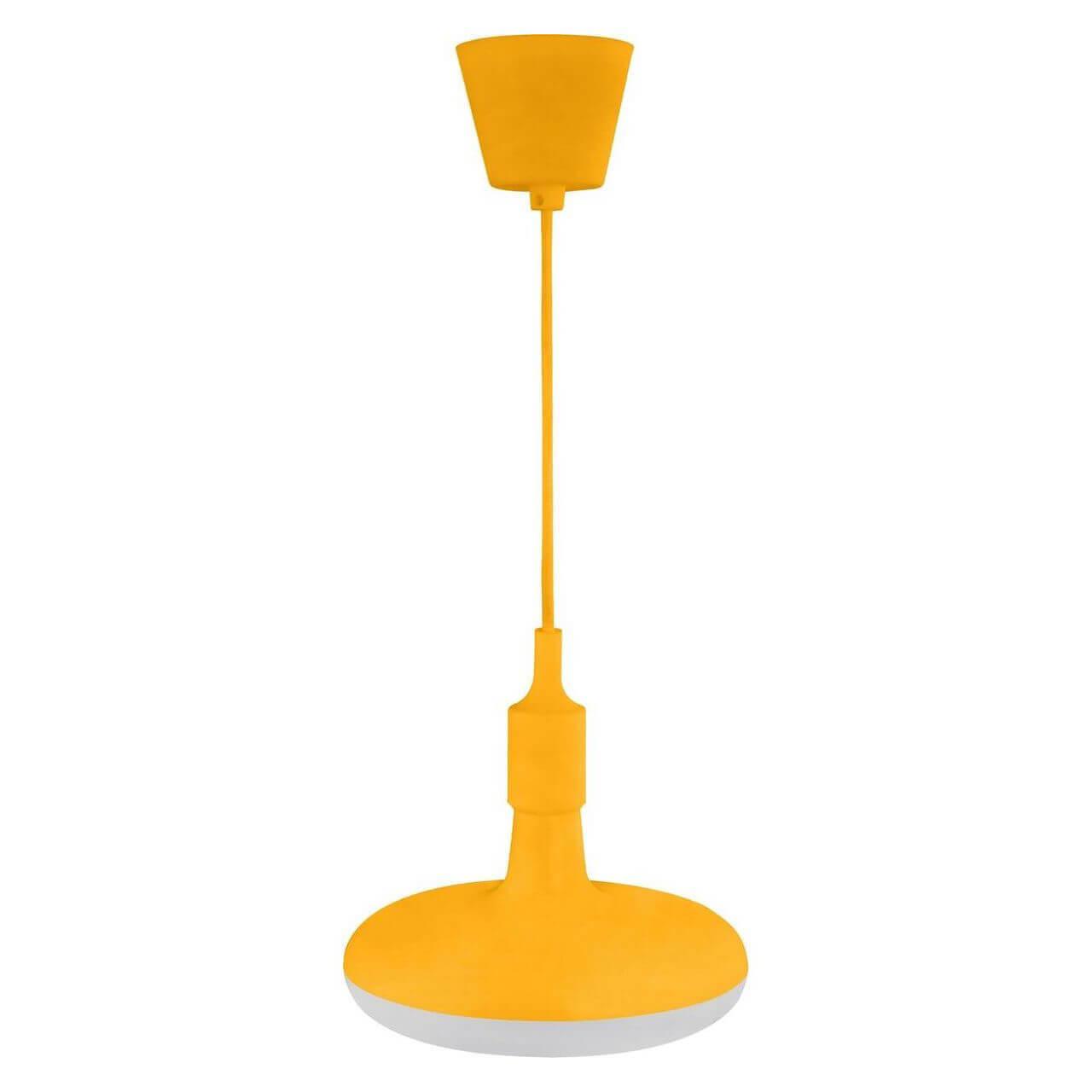 Подвесной светодиодный светильник Horoz Sembol желтый 020-006-0012 подвесной светильник sembol hrz00002171