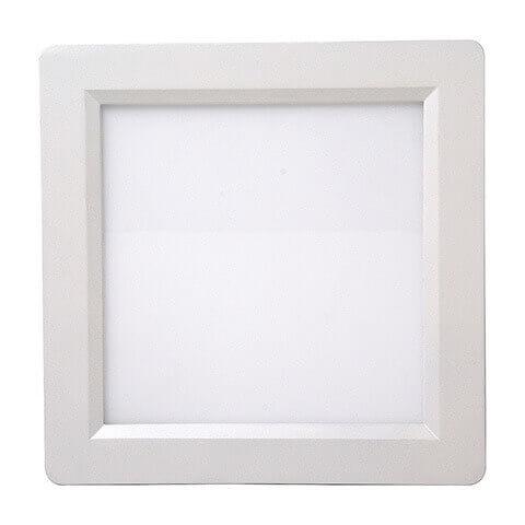 Встраиваемый светодиодный светильник Horoz 15W 6000K белый 016-014-0015 (HL686L) цена