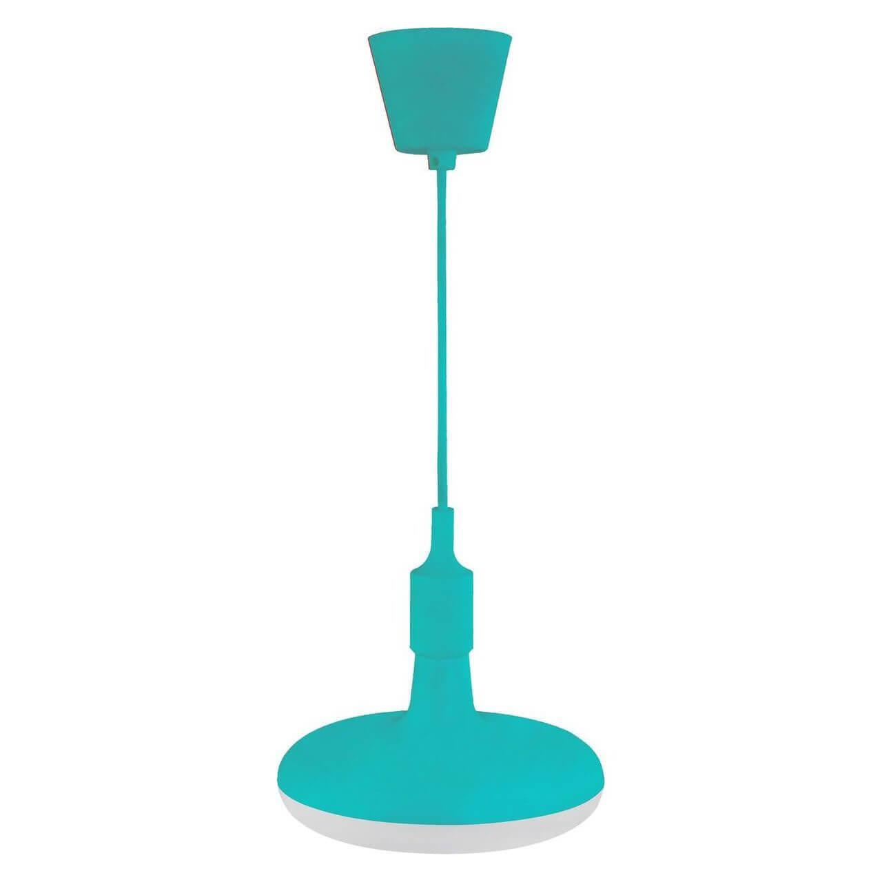 Подвесной светодиодный светильник Horoz Sembol голубой 020-006-0012 подвесной светильник sembol hrz00002171