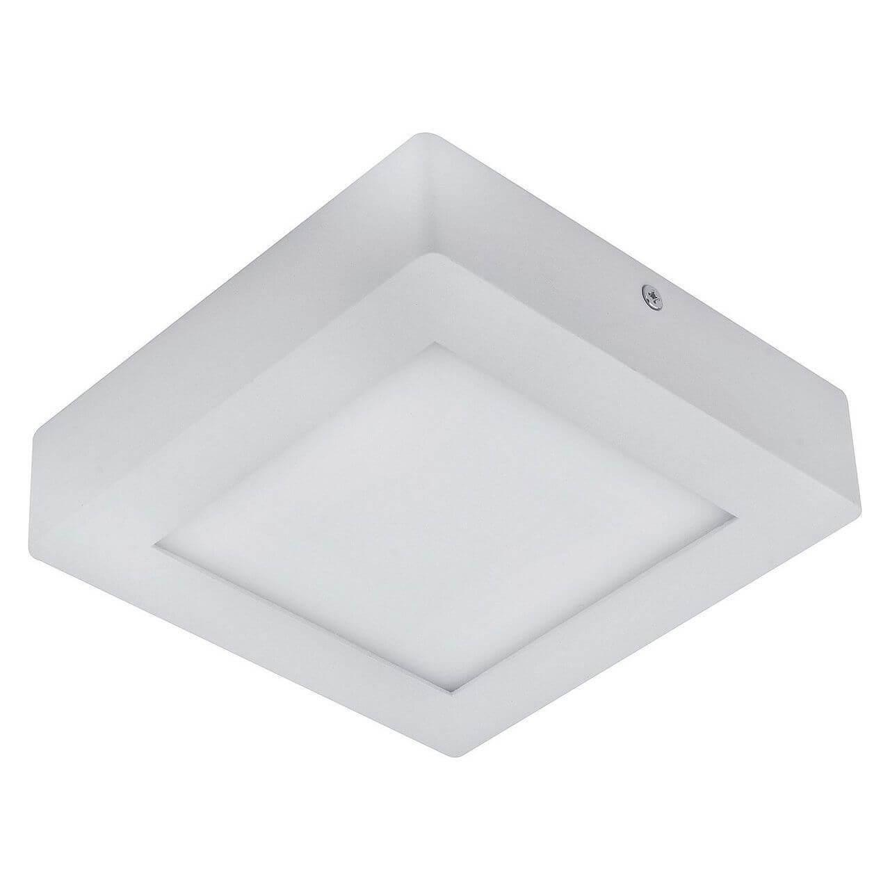 Потолочный светодиодный светильник Horoz 15W 3000K белый 016-026-0015 (HL639L) цена