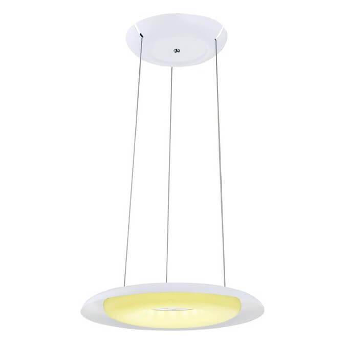 купить Подвесной светодиодный светильник Horoz Deluxe белый 019-012-0035 по цене 11384 рублей