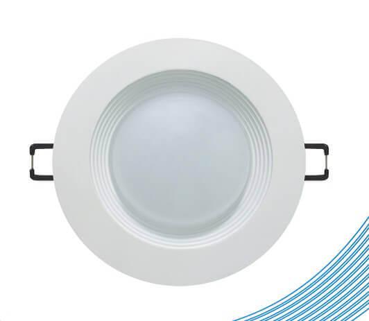 Встраиваемый светодиодный светильник Horoz 6W 3000К белый 016-017-0006 (HL 6754L) цена