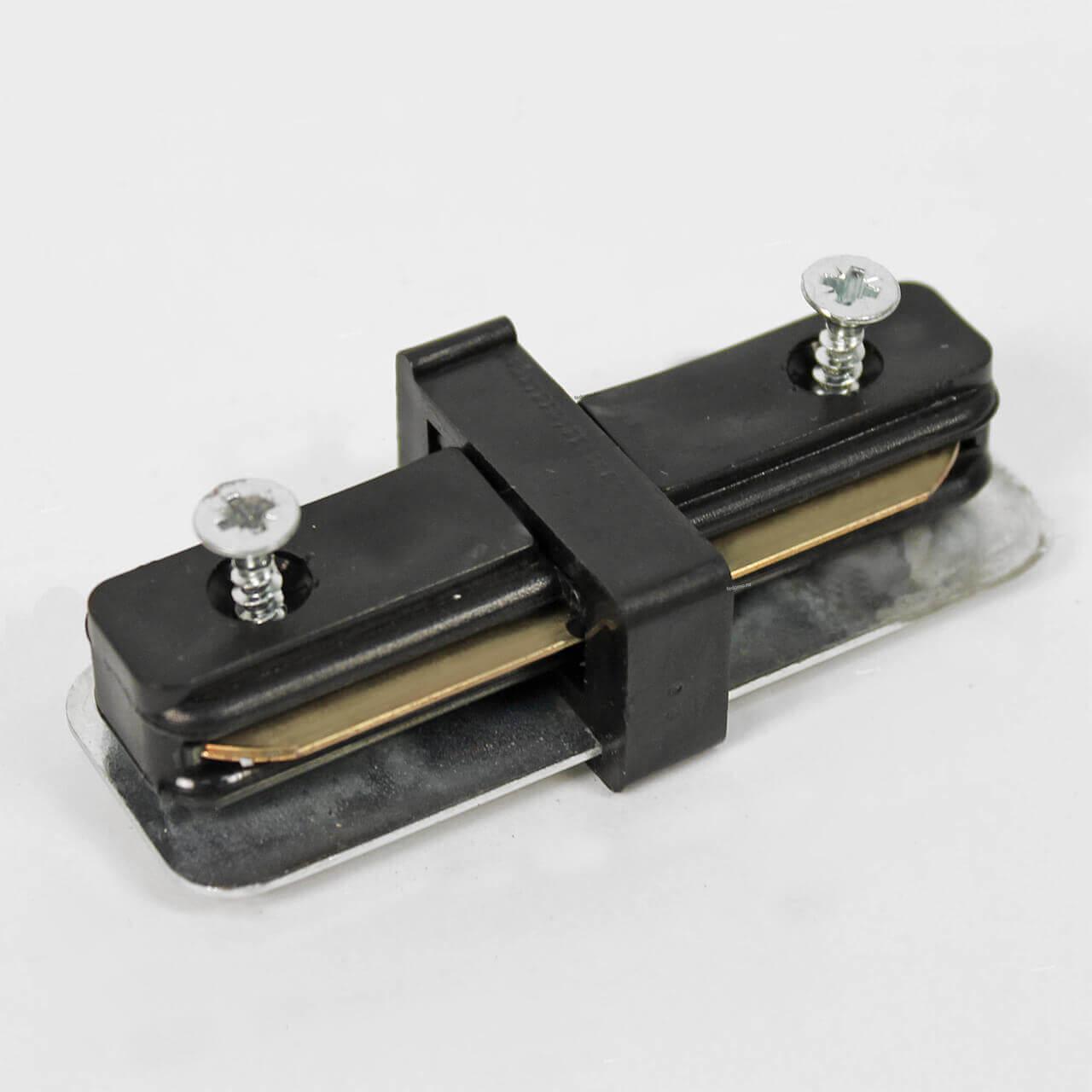 Коннектор для шинопровода Horoz черный 096-001-0001