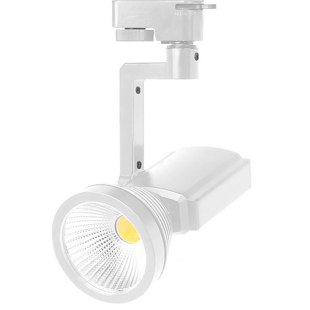 Трековый светодиодный светильник Horoz 12W 4200K белый 018-003-0012 (HL824L) подвесной светодиодный светильник horoz sembol голубой 020 006 0012
