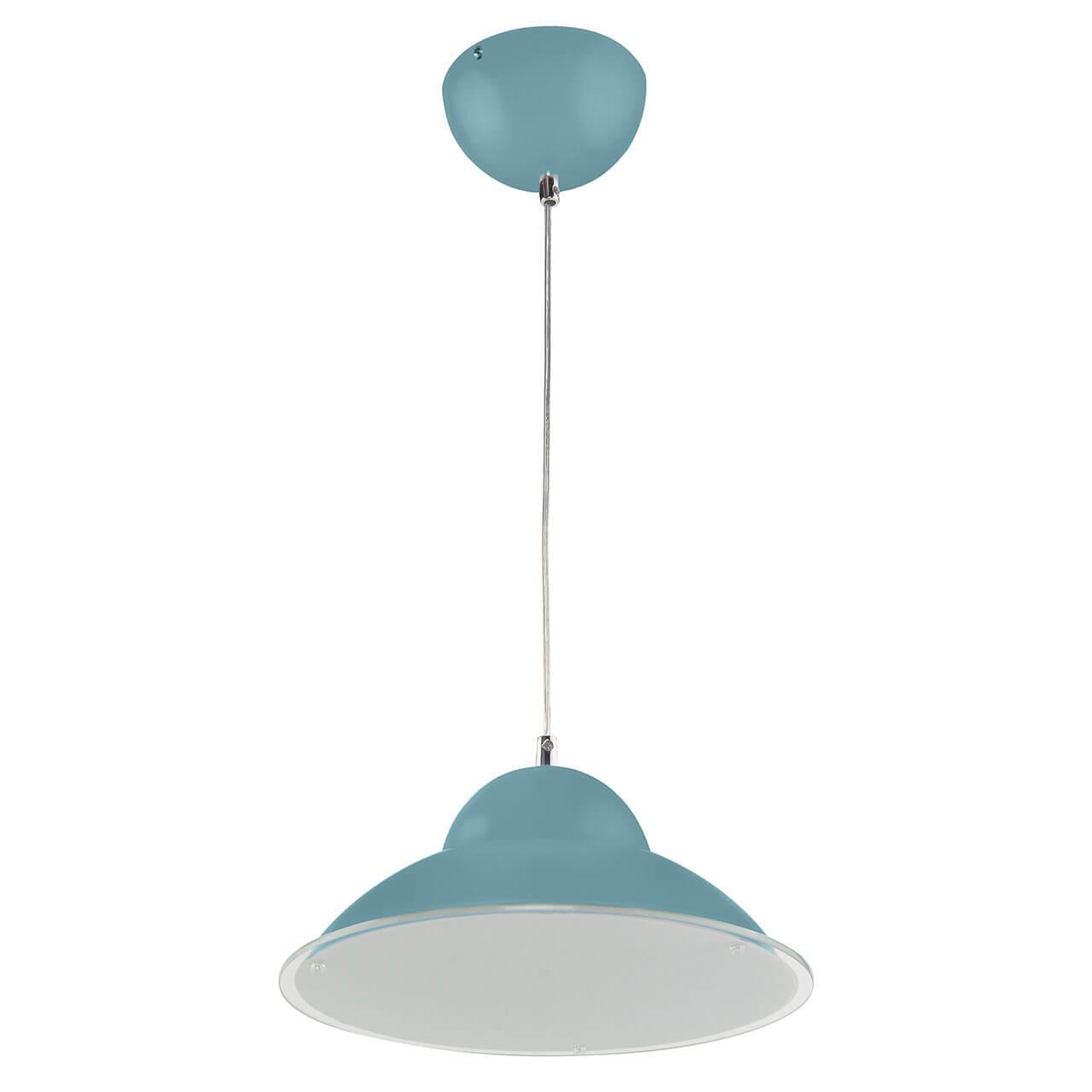 Подвесной светодиодный светильник Horoz голубой 020-005-0015 цена
