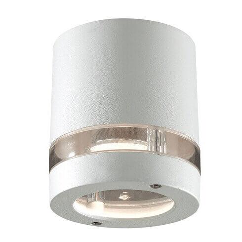 цена Светильник Ideal Lux Plutone AP1 Bianco Plutone онлайн в 2017 году