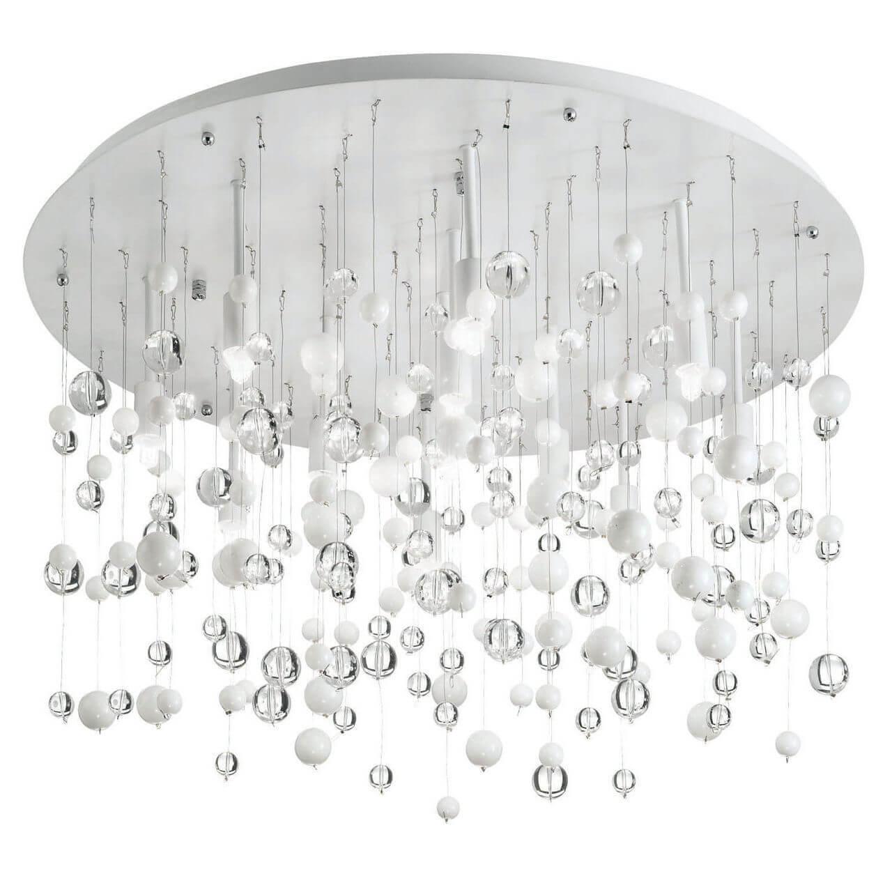 потолочный светильник ideal lux neve pl12 bianco idlx 101187 Светильник Ideal Lux Neve PL12 Bianco Neve Bianco