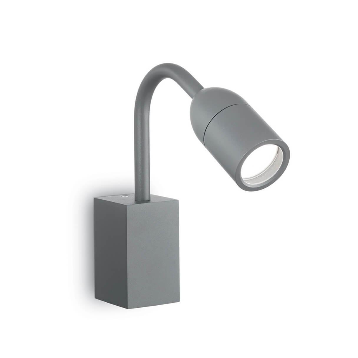 цена Светильник Ideal Lux Loop AP1 Antracite Loop онлайн в 2017 году