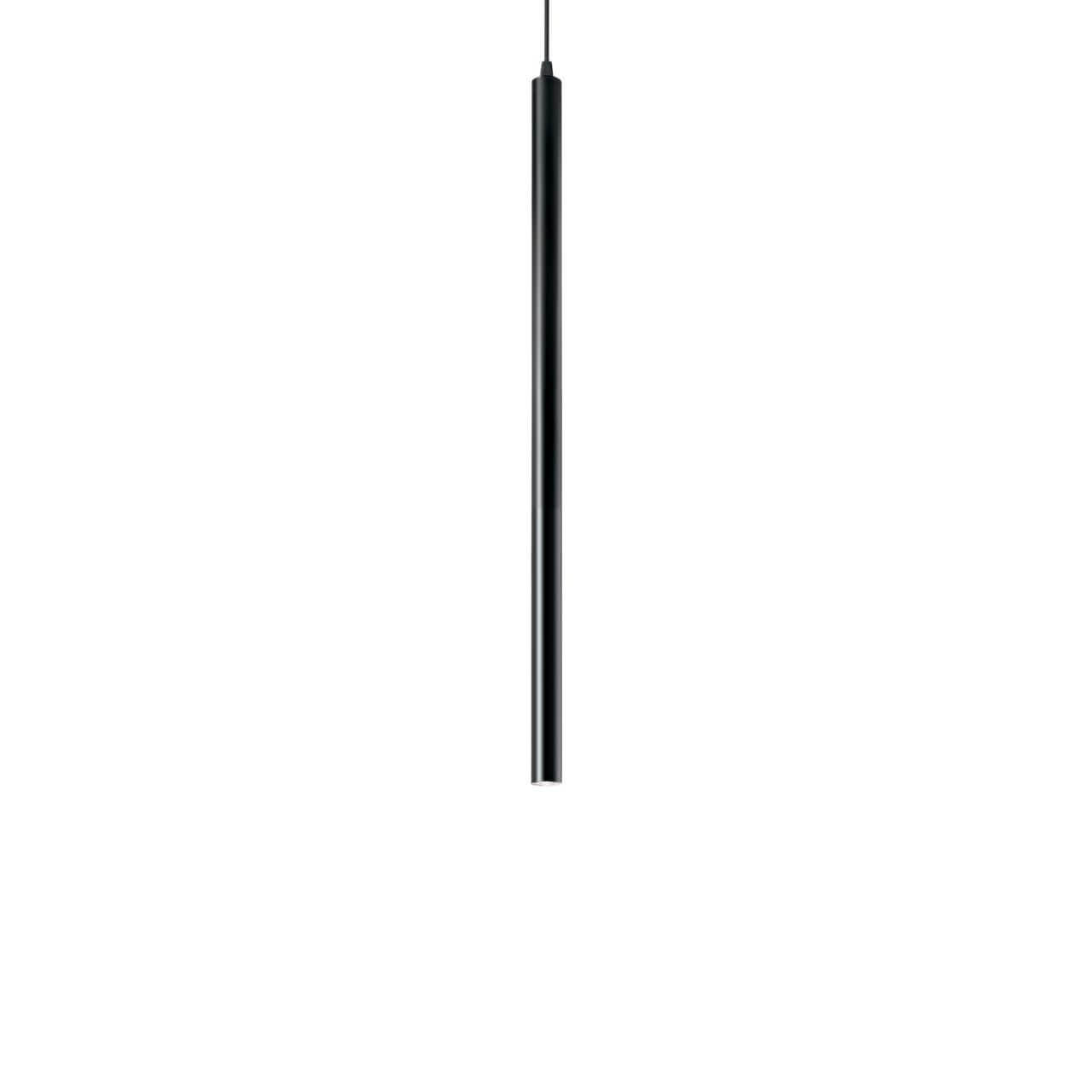 Светильник Ideal Lux Ultrathin D040 Round Nero