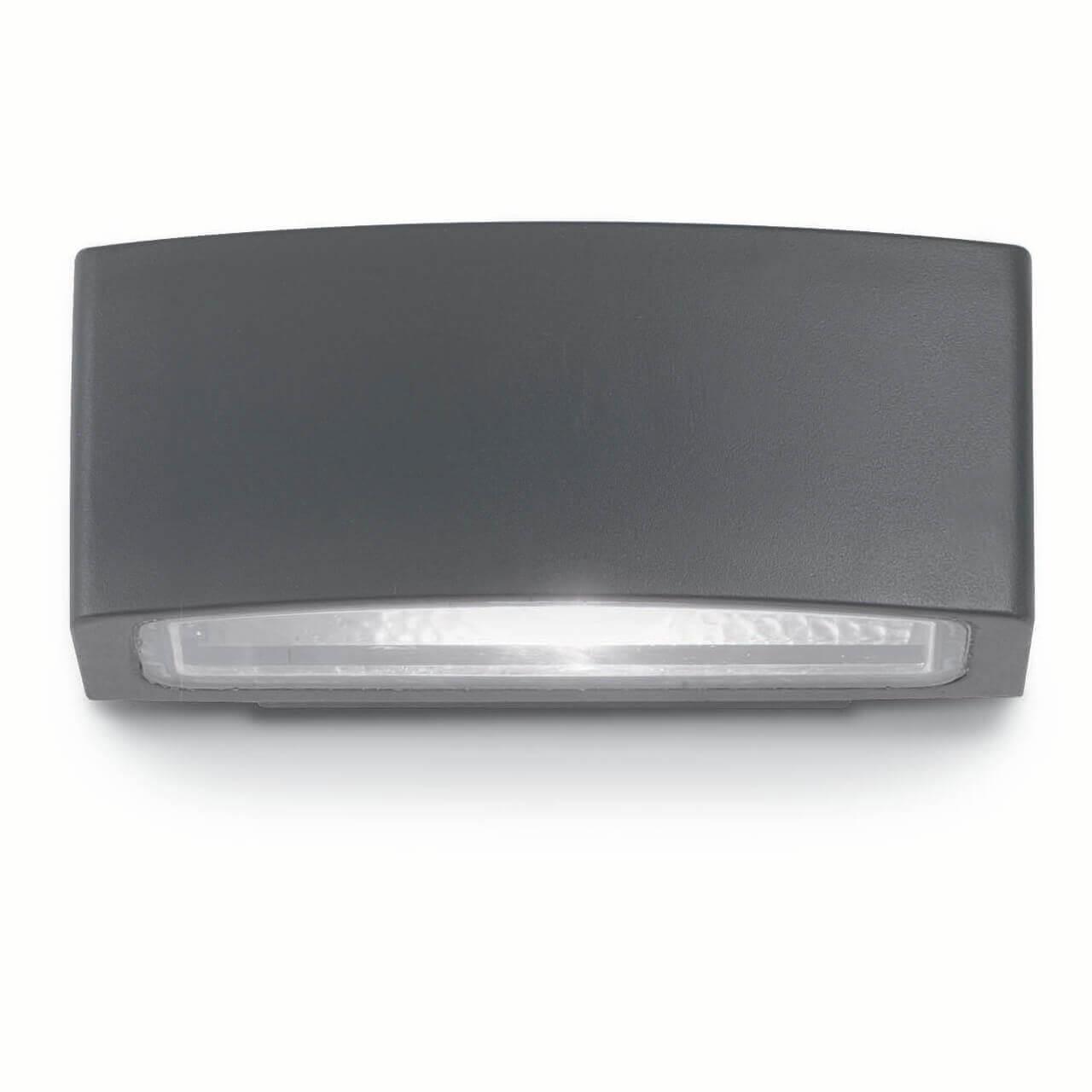 Уличный настенный светильник Ideal Lux Andromeda AP1 Antracite цена и фото