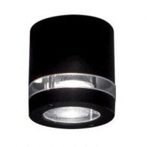 Светильник Ideal Lux PLutone AP1 Nero PLutone