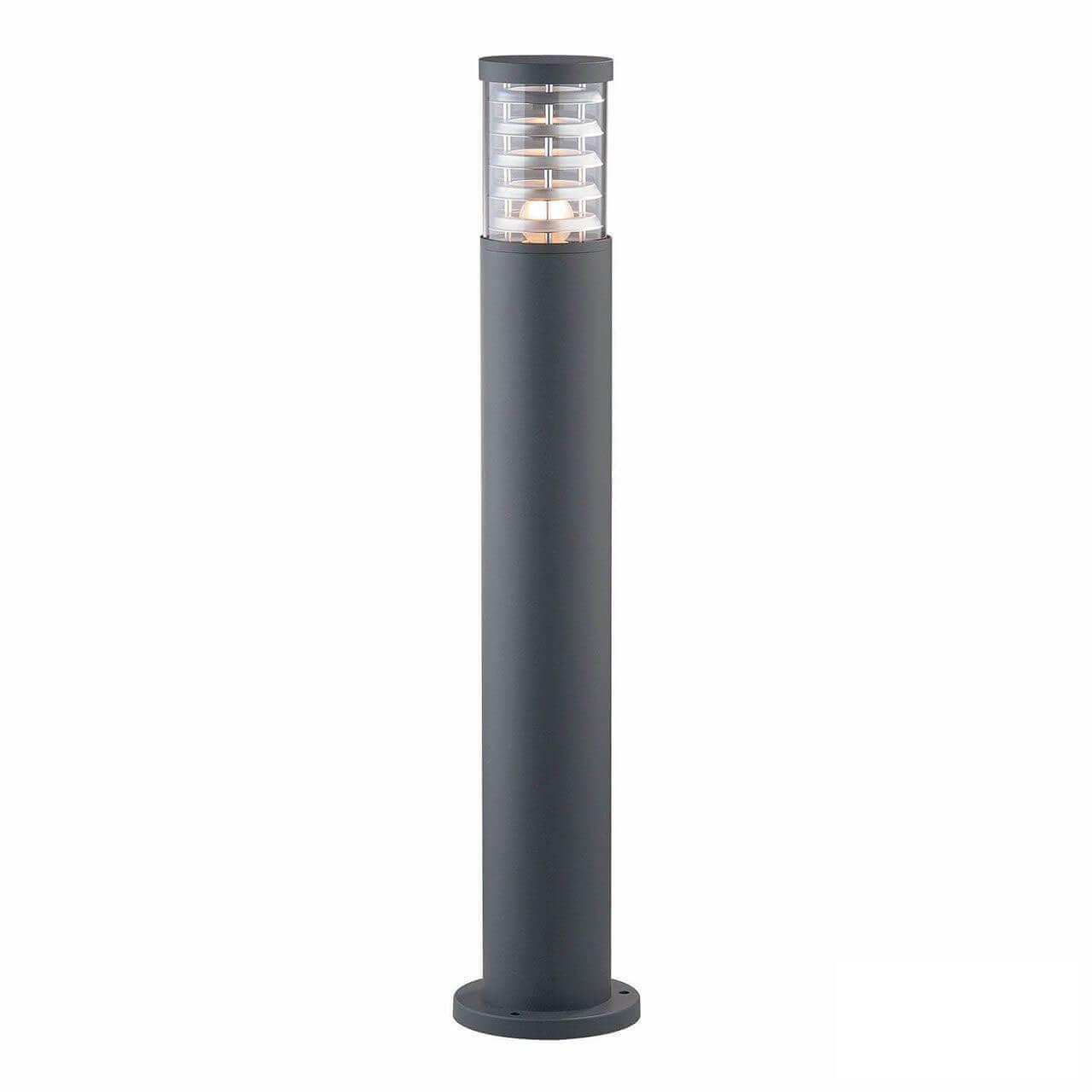 Уличный светильник Ideal Lux Tronco PT1 Big Antracite цена и фото