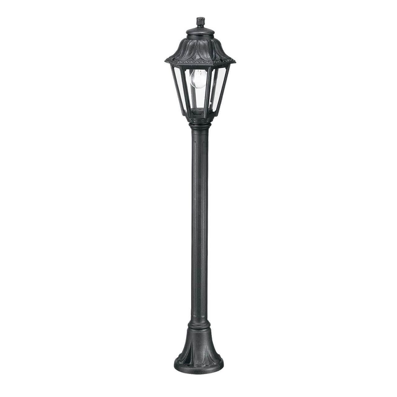 Уличный светильник Ideal Lux Anna PT1 Nero