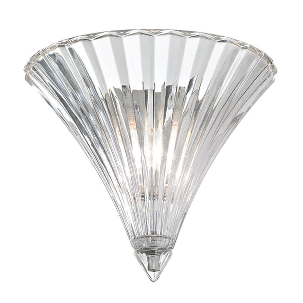 цена на Настенный светильник Ideal Lux Santa AP1 Small Trasparente