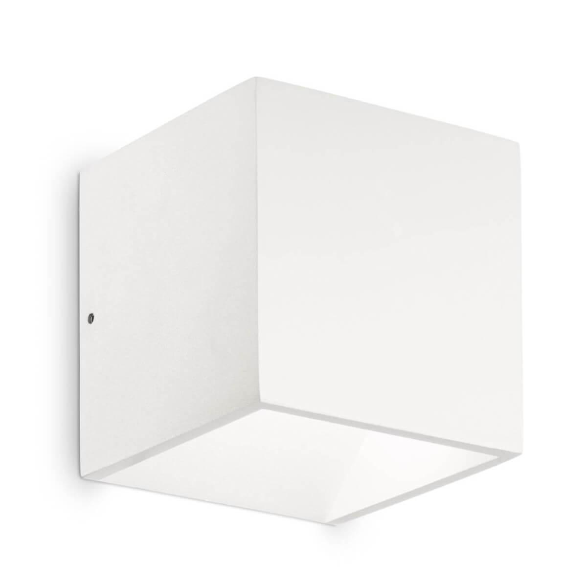 Светильник Ideal Lux Rubik Ap1 Bianco 4000K