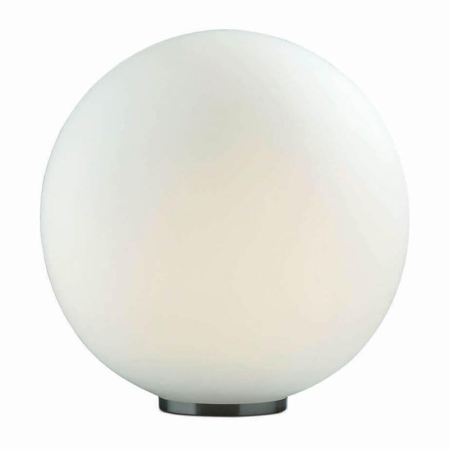 Настольная лампа Ideal Lux Mapa Bianco TL1 D40 недорого