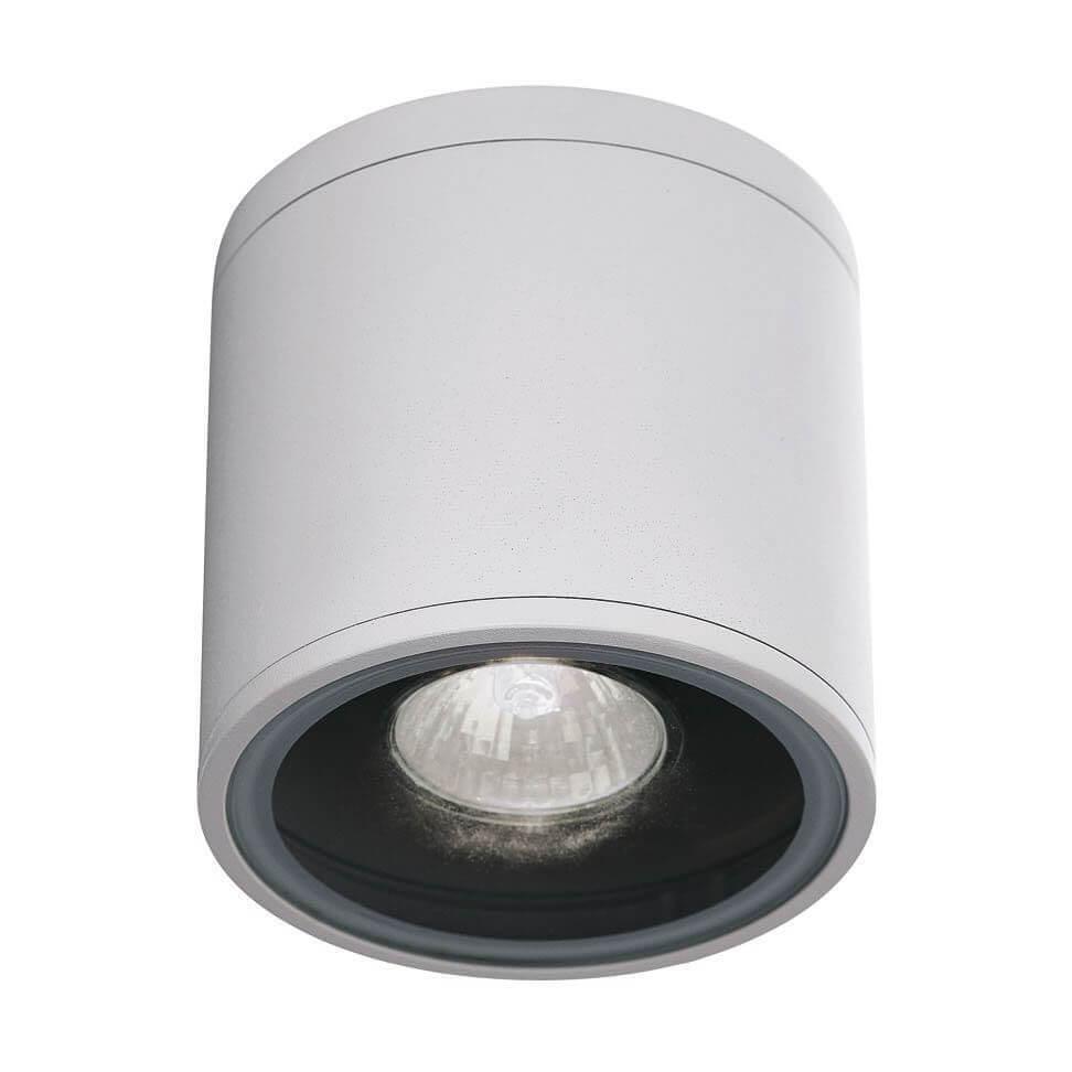 Уличный светильник Ideal Lux Gun PL1 Bianco цены онлайн