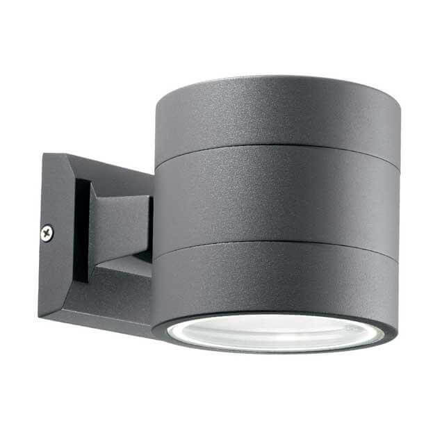цена на Светильник Ideal Lux Snif AP1 Small Antracite Snif Antracite