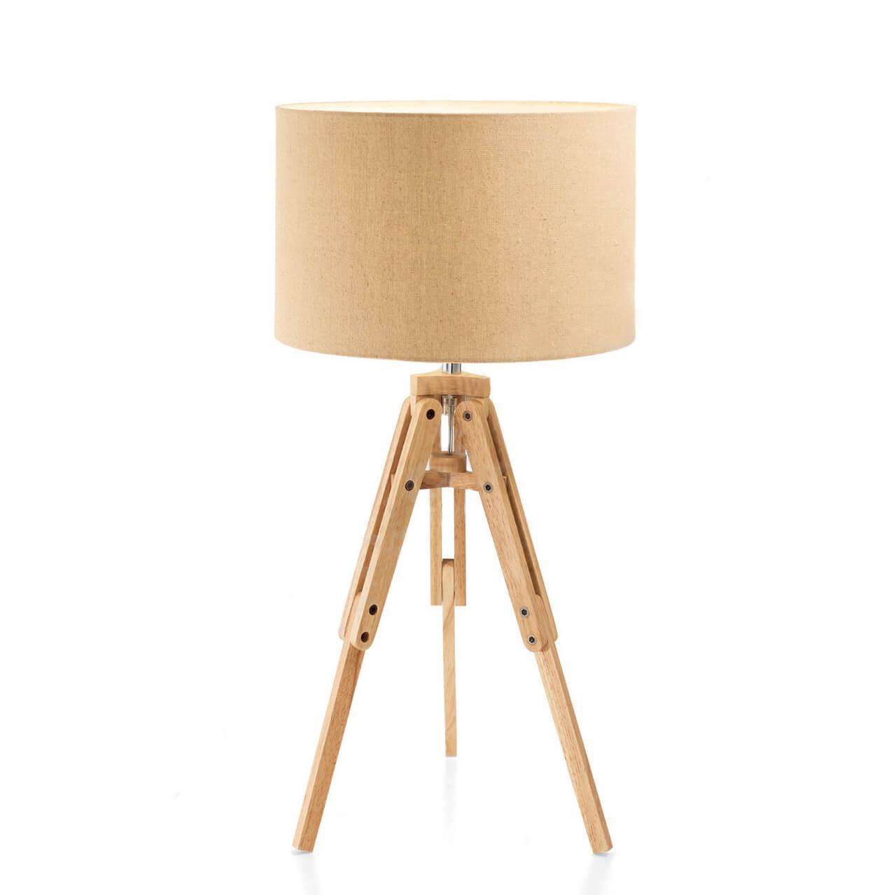 Настольная лампа Ideal Lux Klimt TL1 настольная лампа ideal lux london cromo tl1 big