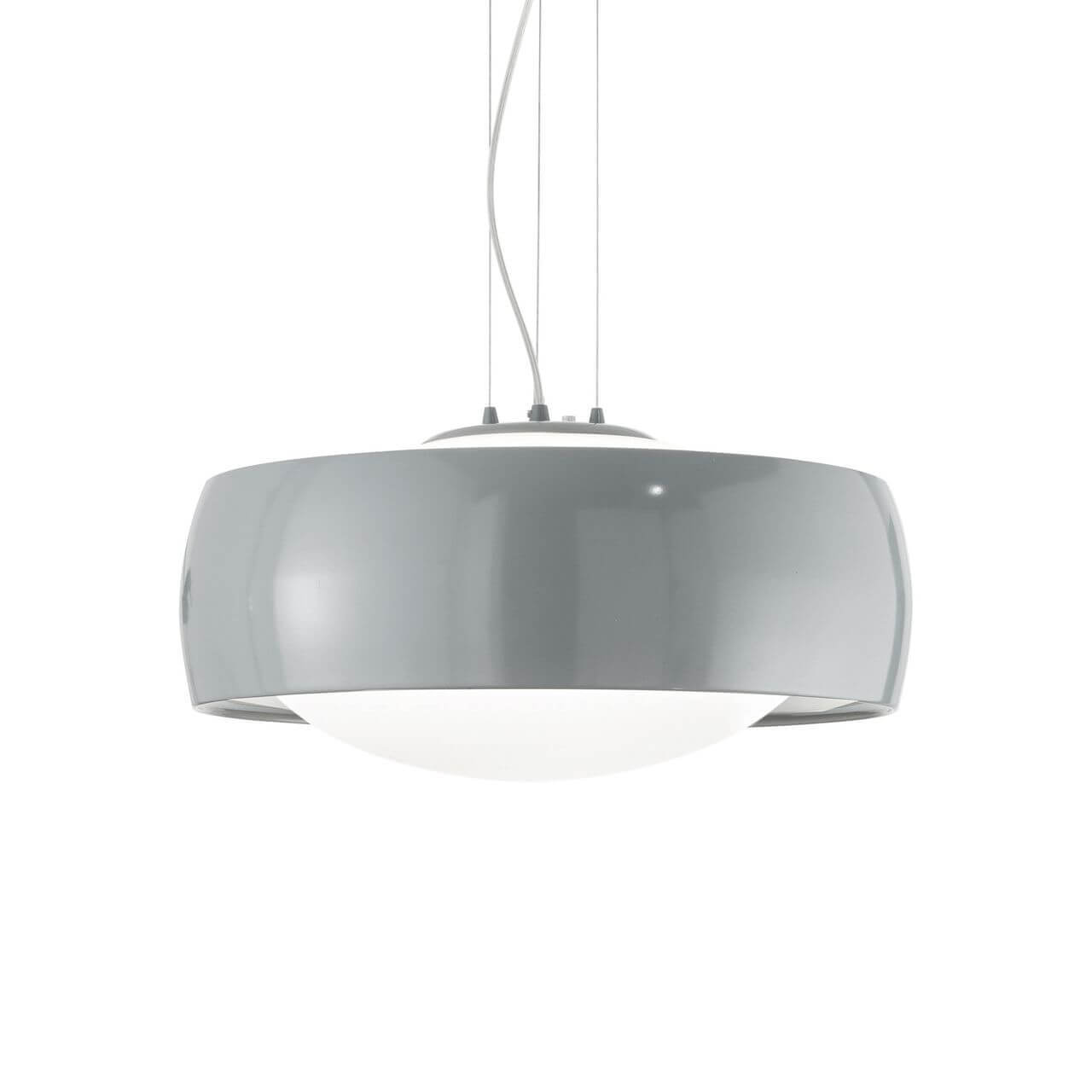 лучшая цена Подвесной светильник Ideal Lux Comfort SP1 Grigio